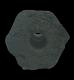 Coconut Shell Hexagonal Charcoal Briquette