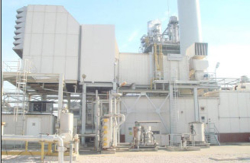 Used 130 MW Power Plant