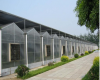 polycarbonate greenhouse for crop growth