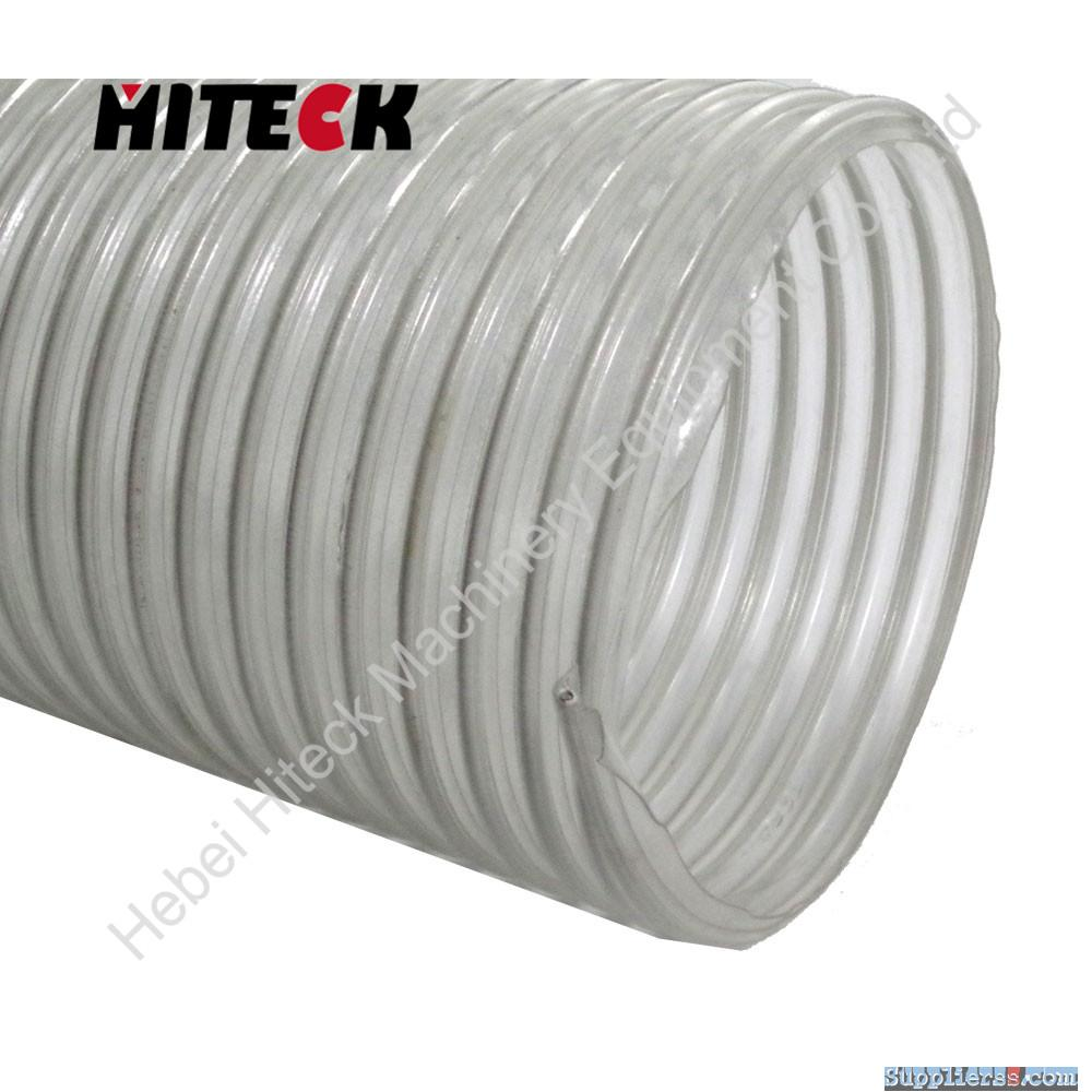 Flexible dust collection pvc steel wire duct hose Hebei,China