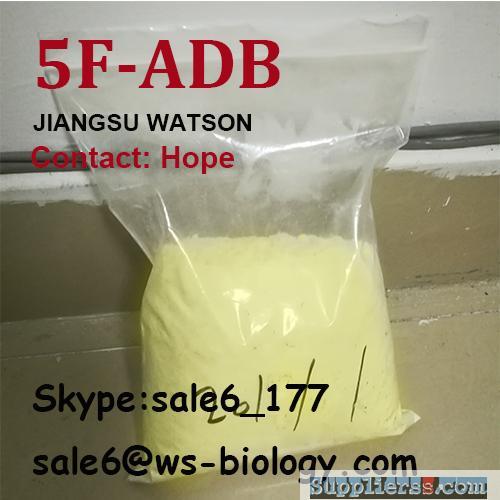 Buy 5F-ADB 5F MDMB PINACA 1715016-75-3 USA Reliable supplier ale6@ws