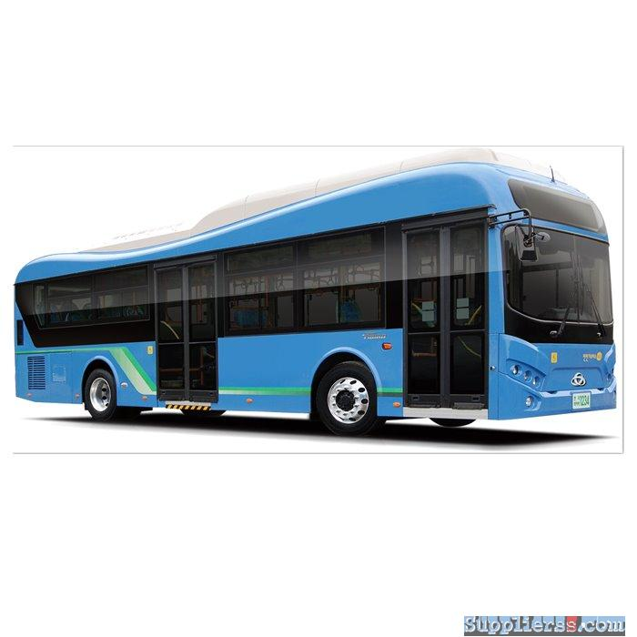 Low-floor Electric Shuttle Bus57