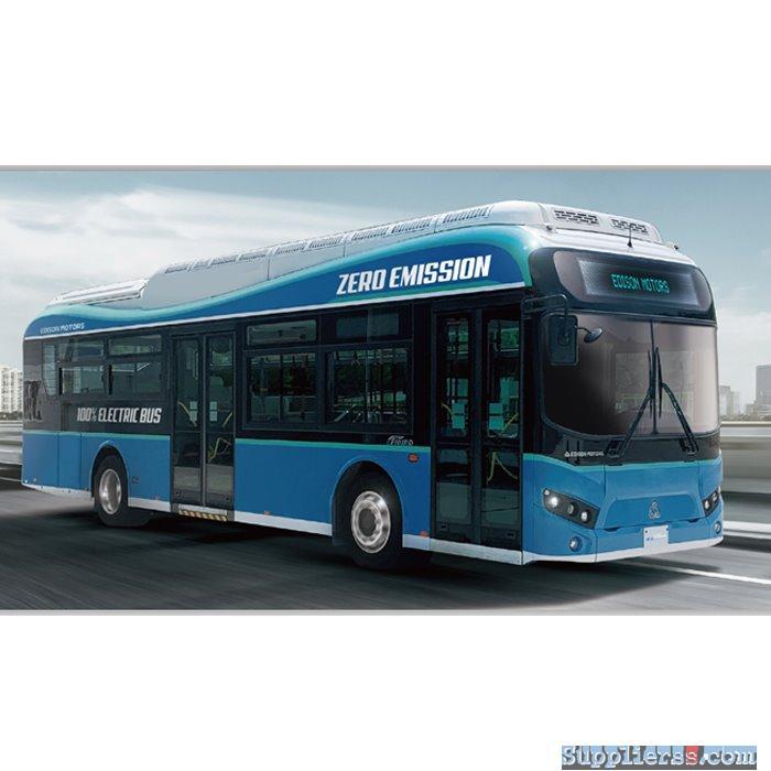 Pure Electric Public City Bus48