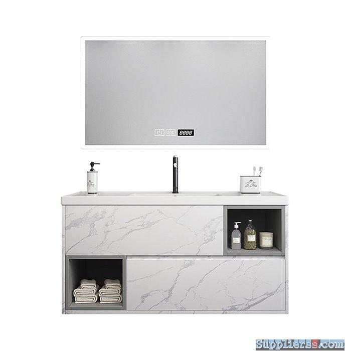White Gloss Bathroom Cabinet97